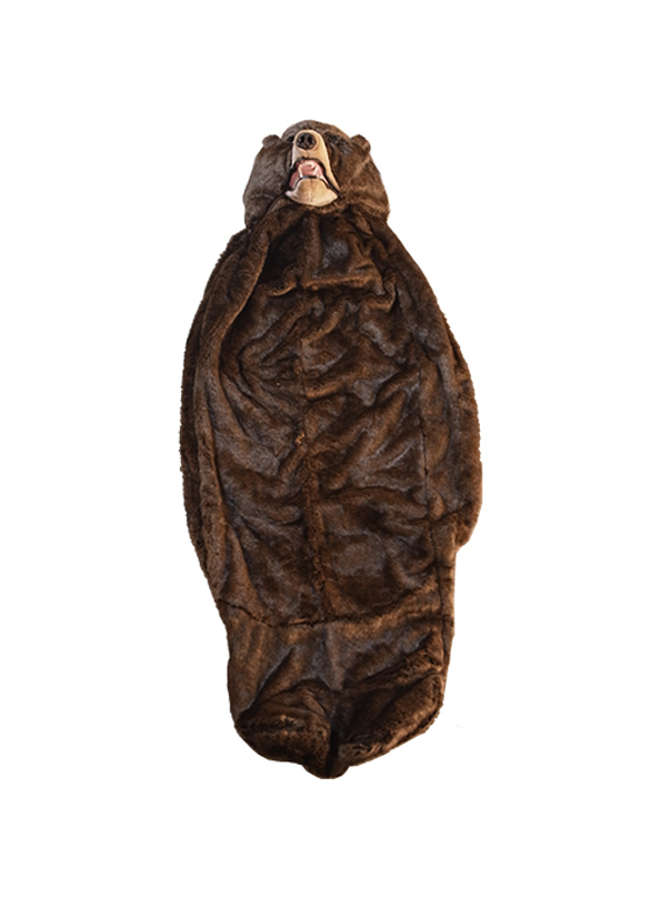 You Need This Bear Sleeping Bag For Ultimate Hibernation