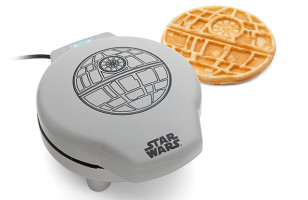 The Death Star Waffle Maker Is Going On Your DO WANT List
