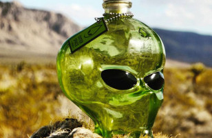 Drink Like The Extraterrestrials With This Outer Space Vodka