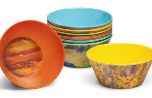 These Planetary Bowls Are The Perfect Space For Your Cereal