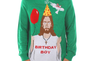 A Line Of The Most Glorious Ugly Christmas Sweaters Ever