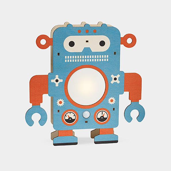 Robot Nightlight