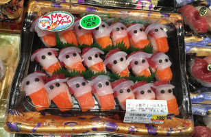 Santa Sushi & More Incredible Links