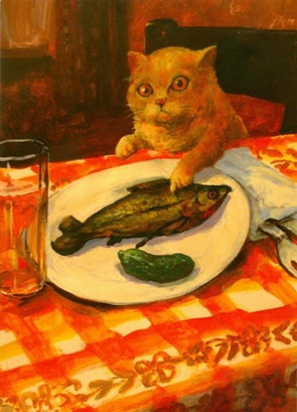 Rudi Hurzlmeier_CAT FISH