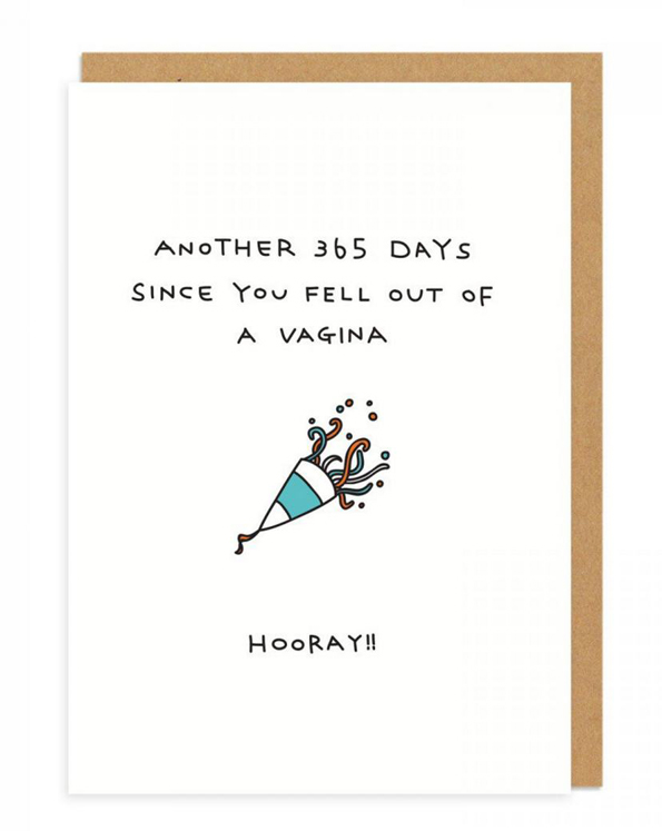 These Horribly Mean Greeting Cards Are Sick But Also Funny – Sick Birthday Cards