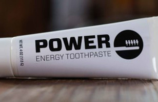 Caffeinated Toothpaste Cleans Your Teeth AND Wakes You Up