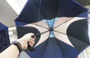 Japanese Company Selling Upskirt Umbrella Because Japan