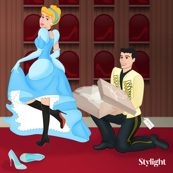 How Are The Disney Princesses Spending Valentines Day