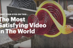This Is Supposedly The Most Satisfying Video In The World