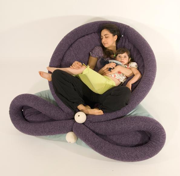 Blandito A Cozy Cushion That Turns You Into A Burrito
