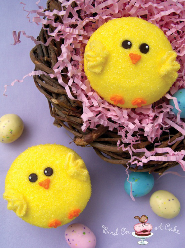 cute-easter-chick-cupcakes