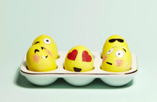 Emoji Easter Eggs Are The Most Expressive Easter Eggs