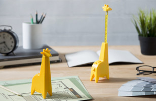 Giraffe Measuring Tape Is The Cutest Measuring Tape