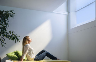 Brighten Up A Windowless Room With An Artificial Skylight