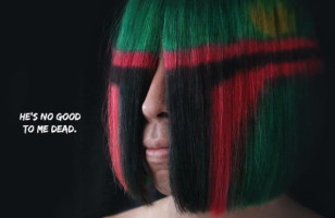 Check Out This Awesome Boba Fett Helmet Hair Dye Job