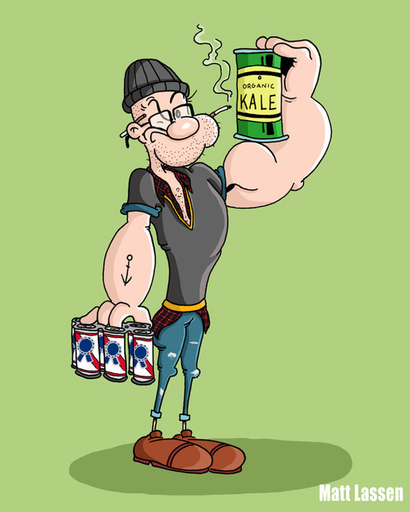 cartoon-characters-as-hipsters-12