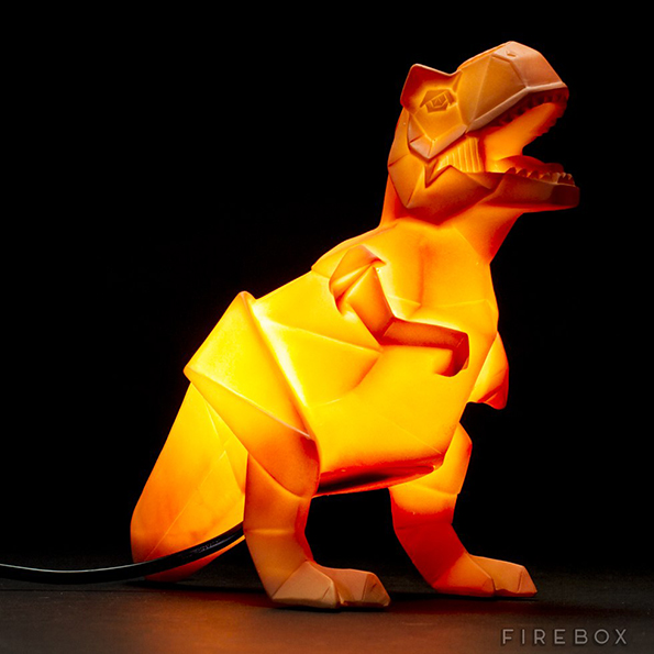 The Dinosaur Lamps You Ve Always Dreamed Of
