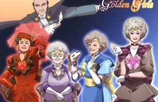 The Golden Girls x Sailor Moon & More Incredible Links