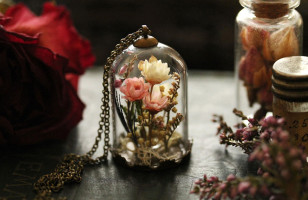 It's Only Natural To Love This Line Of Pretty Terrarium Jewelry