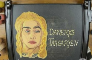 WHOA! These Game Of Thrones Pancakes Are Insanely Intricate