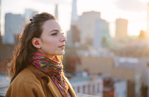 Welcome To The Future: This In-Ear Device Translates Languages