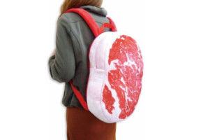 The Steak Backpack Is The Meatiest Backpack There Is