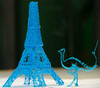 Draw Sculptures With A 3D Printing Pen