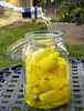 DIY Marshmallow Peep-Infused Vodka