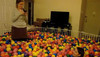 DIY Ball Pit: Because Child-less Adults Aren't Welcome At Chuck E. Cheese