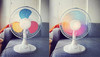 This DIY Rainbow Fan Is Totally Cool