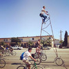 Tall Bike Is Tall (And Dangerous)