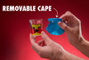 Superhero Shot Glasses With Capes