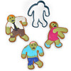 Arrrrgh!: Zombie Cookie Cutters