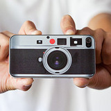Leica Look-Alike Skin for iPhone