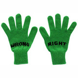 Right/Wrong Gloves