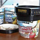 Ice Cream Pint Combination Lock