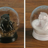 Salt & Pepper Shaker Snowglobes