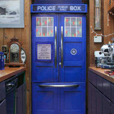 Police Box Fridge Kit