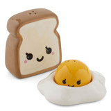 Toast & Eggs Salt & Pepper Shakers