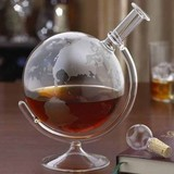 Glass Globe Decanter