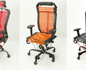Bungee Chair For Discreet Office Workouts
