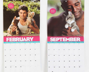 2012 Could Be A Year of Hot Guys & Baby Animals