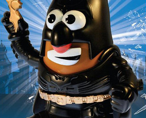 Dark Knight Mr. Potato Head