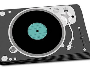 Turntable Table Mats