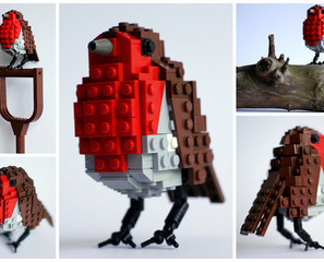 LEGO Brick British Birds