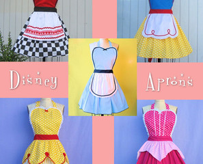 Disney Princess Aprons Are Magical