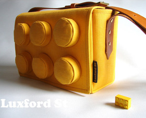 Unofficial (But Officially Awesome) LEGO Brick Messenger Bags