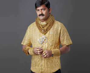 Pure Gold Shirt Made To Woo Women