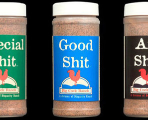 Spice Up Your Food With Sh*t Seasoning