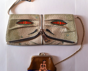 Jabba The Clutch With Slave Leia Coin Purse